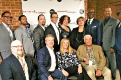 Steve, John, Stacy & Bob with The Manhattan Transfer and Take 6