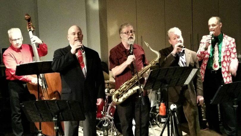 Jazz Spectrum Men Sing Four Freshmen Arrangements