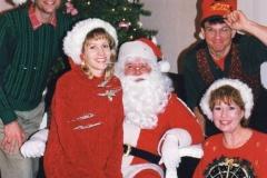 Santa with JS - 1996