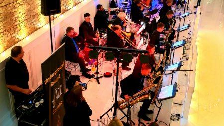 Jazz Spectrum and Underground Sound Jazz Ensemble Join Forces